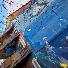 Kiefern 20 - Save the Oceans (i.A.)