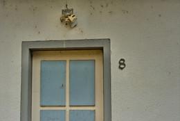 Werftbüro I Krefeld I Urbex Art I Samara Blue Photo Art I Lost Place I Verlassene Orte