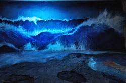 Down Town Gallery I Krefelder Perspektivenwechsel I Street Art I Samara Blue I Edgar Müller