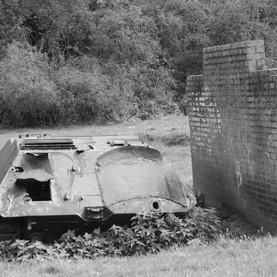 Panzer und Drachenzähne