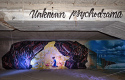Down Town Gallery I Krefelder Perspektivenwechsel I Street Art I Samara Blue Photo Art I Fabio Fedel
