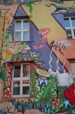 Street Art I Lifestyle I Kiefernstraße I UrbexArt I Samara Blue Photo Art I Klaus Klinger