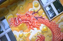 Street Art I Lifestyle I Kiefernstraße I UrbexArt I Samara Blue Photo Art I Ben Mathis