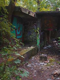 Bunker I Klärwerk