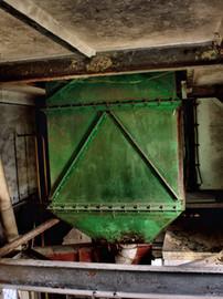 Getreidemühle I Silo I Urbex Art I Lost Place I Samara Blue Photo Art I Verlassene Orte