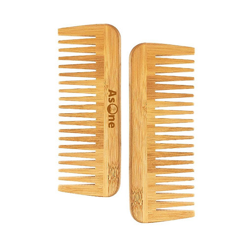 As One Bamboo Comb