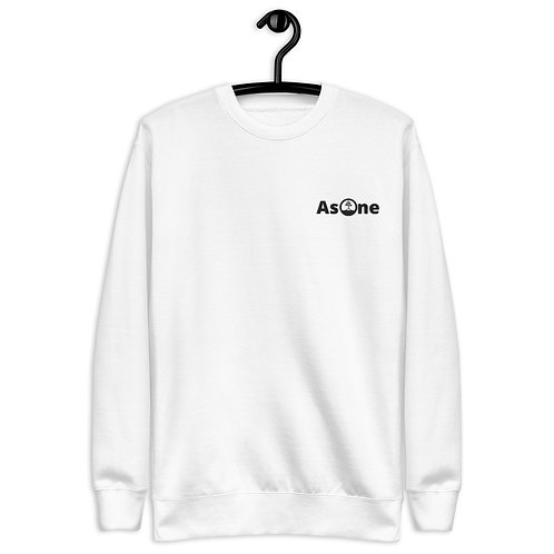 As One Unisex Fleece Pullover
