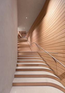 Art Center Nanjin - Bateig Azul staircas