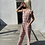 Thumbnail: COMBINAISON PANTALON FLEURIE FEMME