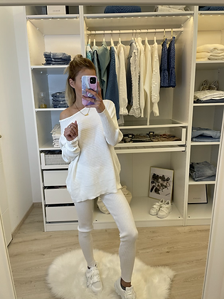 ENSEMBLE BLANC CONFORT