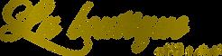 logo transparent la boutique .png