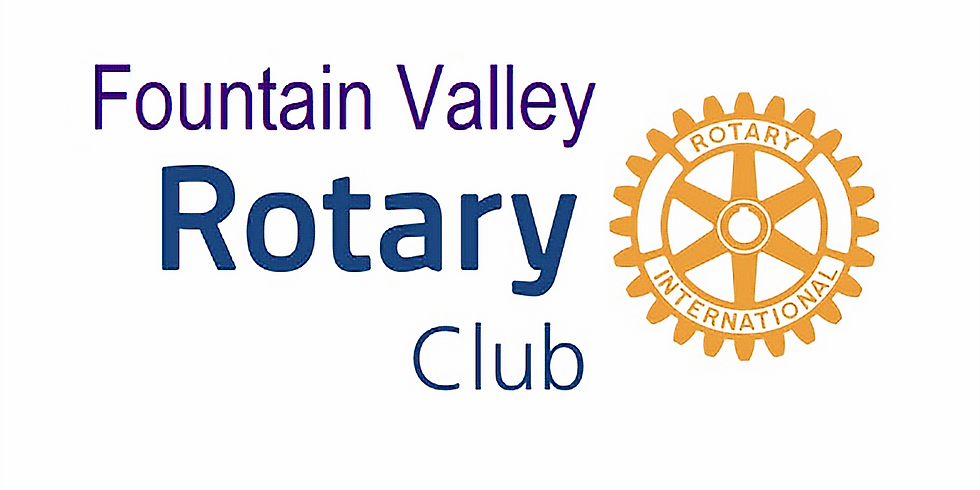 Fountain Valley Rotary Club Business Meeting