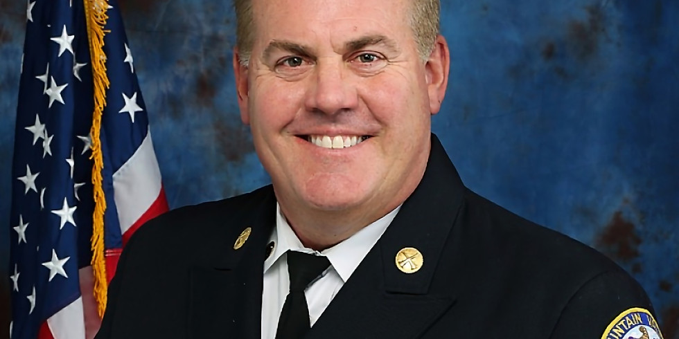 Fountain Valley Rotary Club Virtual Meeting with FV Fire Chief Ron Cookston