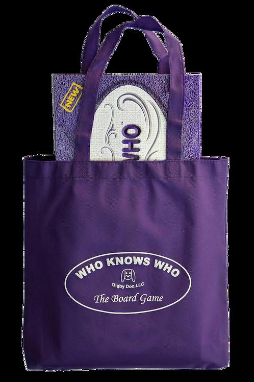 Board Game Tote Bag