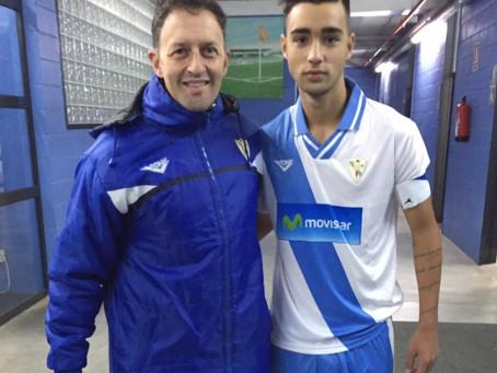 Entrevista con el entrenador Luis Santiago