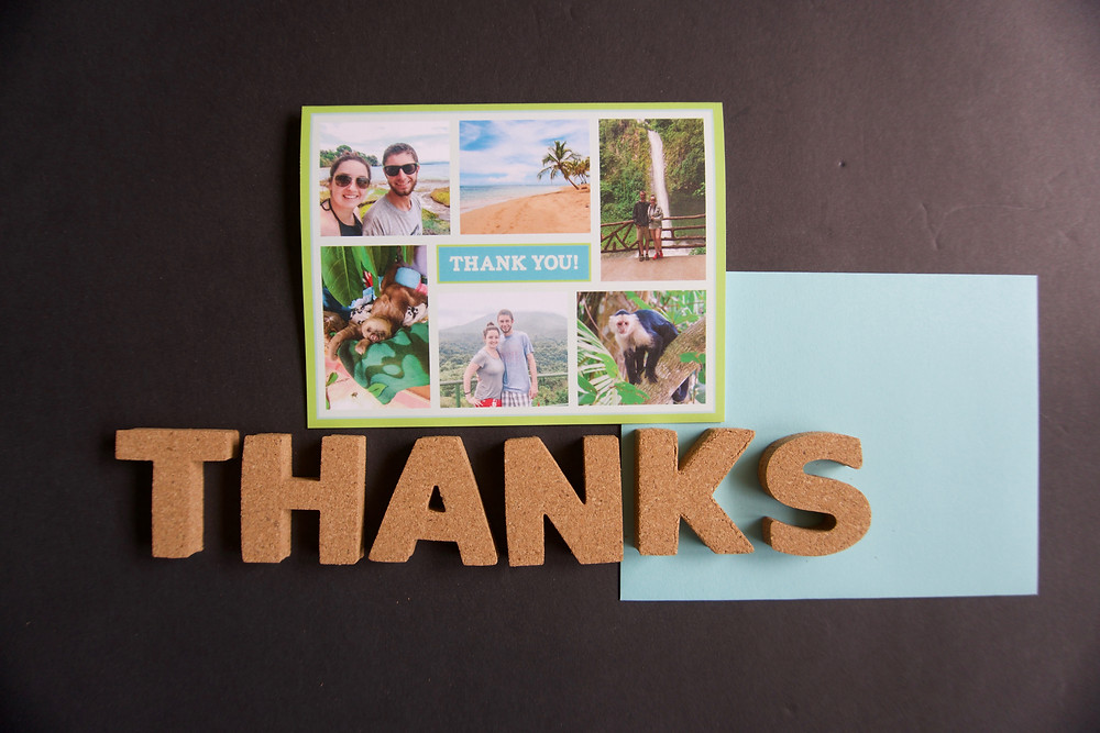 Escape Reno: How to Thank Your Wedding Guests