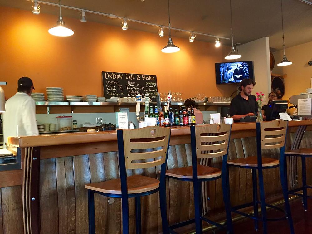 Escape Reno: Oxbow Café & Bistro