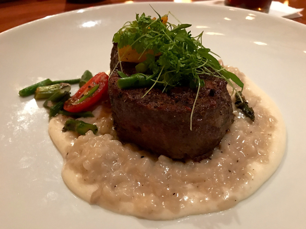 Date Night at Le Cellier Steakhouse at Epcot