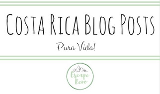 Costa Rica Blog Posts
