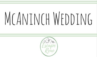 McAninch Wedding Blog Posts