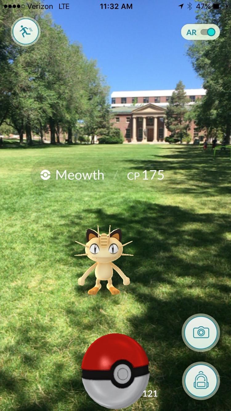 Escape Reno: Pokémon Go