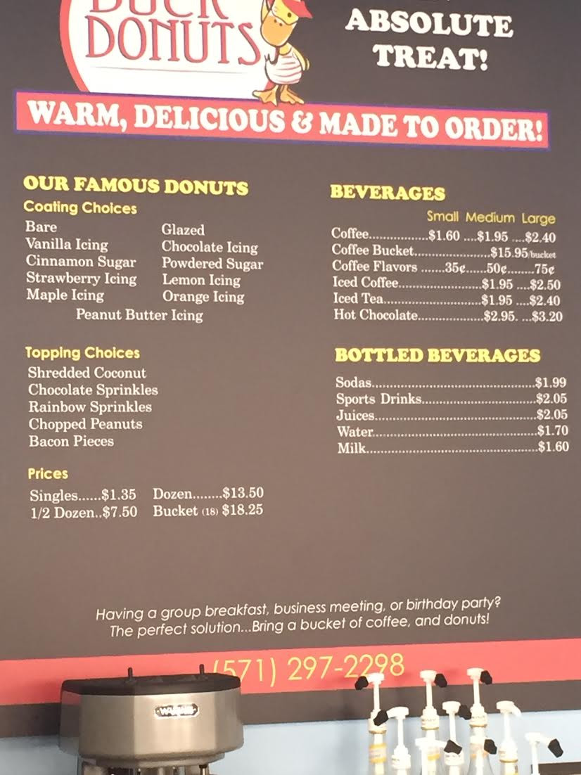 Escape Reno: Duck Donuts