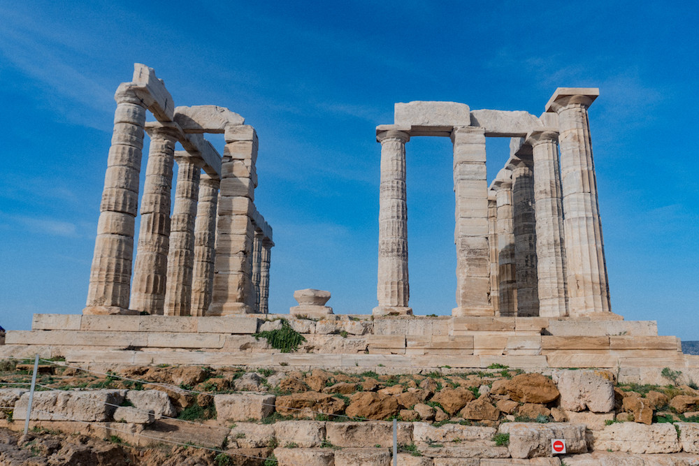One Day in Athens, Greece