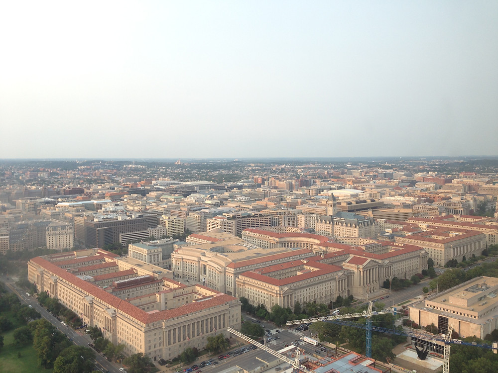 Escape Reno: Views from the Washington Monument, North