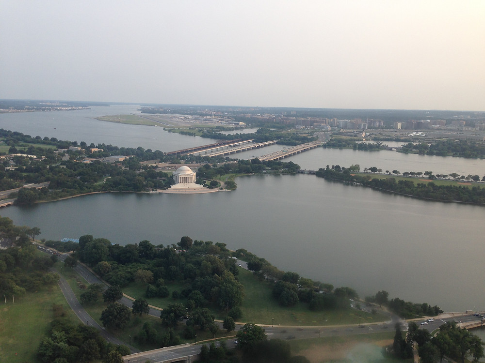Escape Reno: Views from the Washington Monument, South