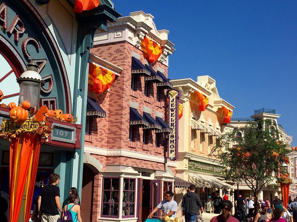 EscapeReno: Food Diary: Halloween Disneyland Resort