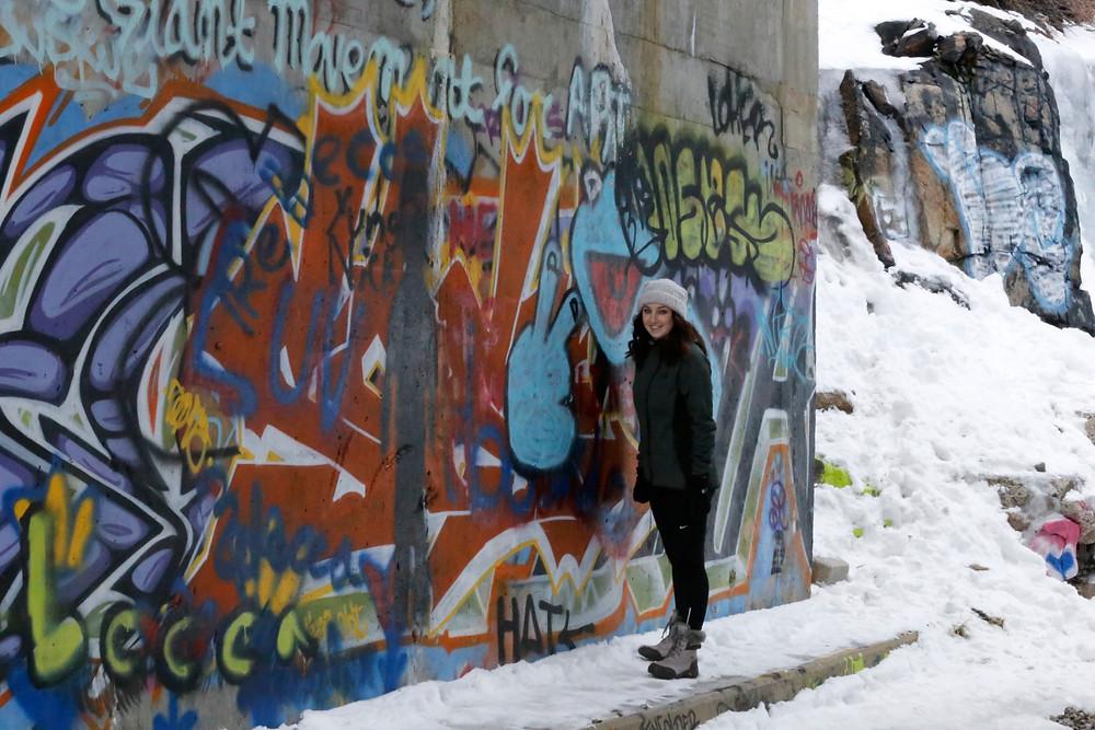 Escape Reno: Winter at the Donner Train Tunnels