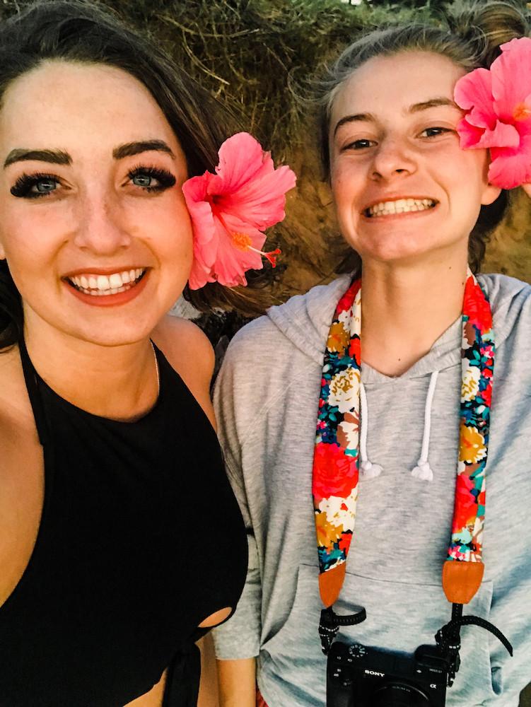 Visiting Maui