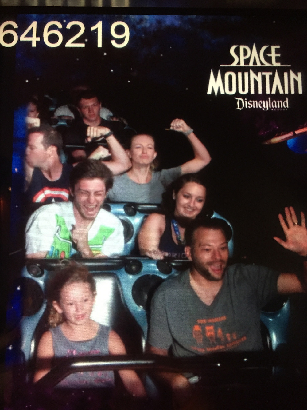 EscapeReno - Space Mountain at Disneyland