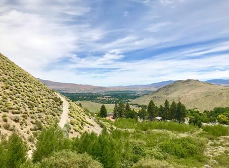 Escape to Carson City, Nevada
