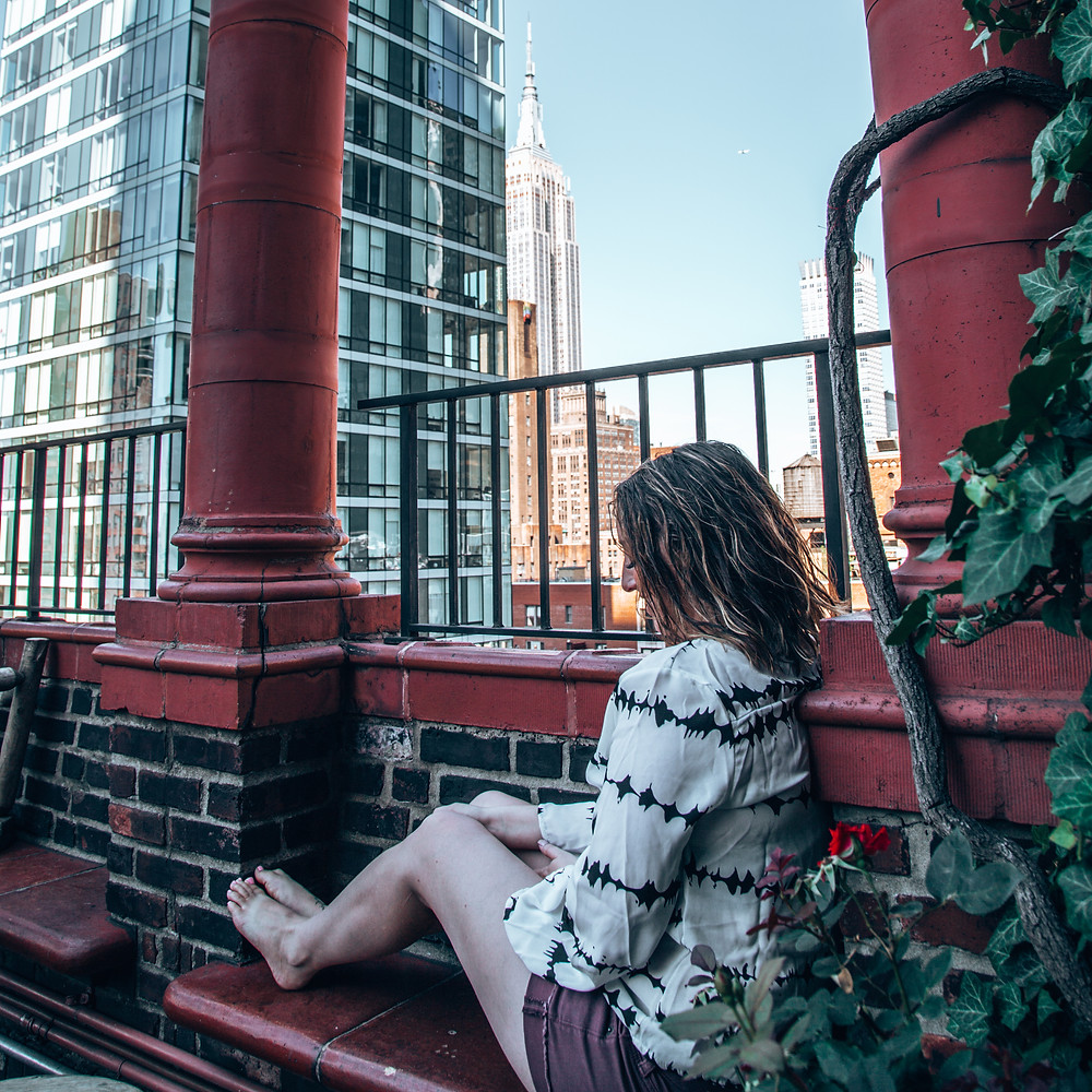 Escape Reno: Instagram in NYC