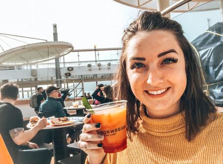 Food Diary: Norwegian Cruise