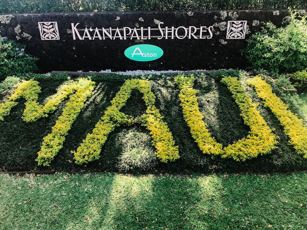 Escape to Maui