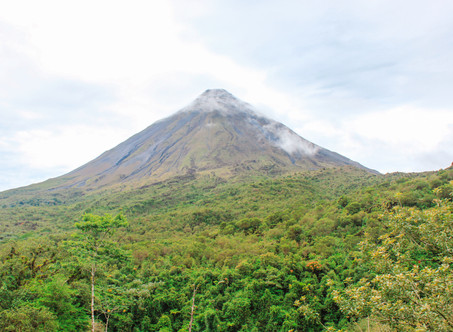 Arenal Volcano Nature and History Tour