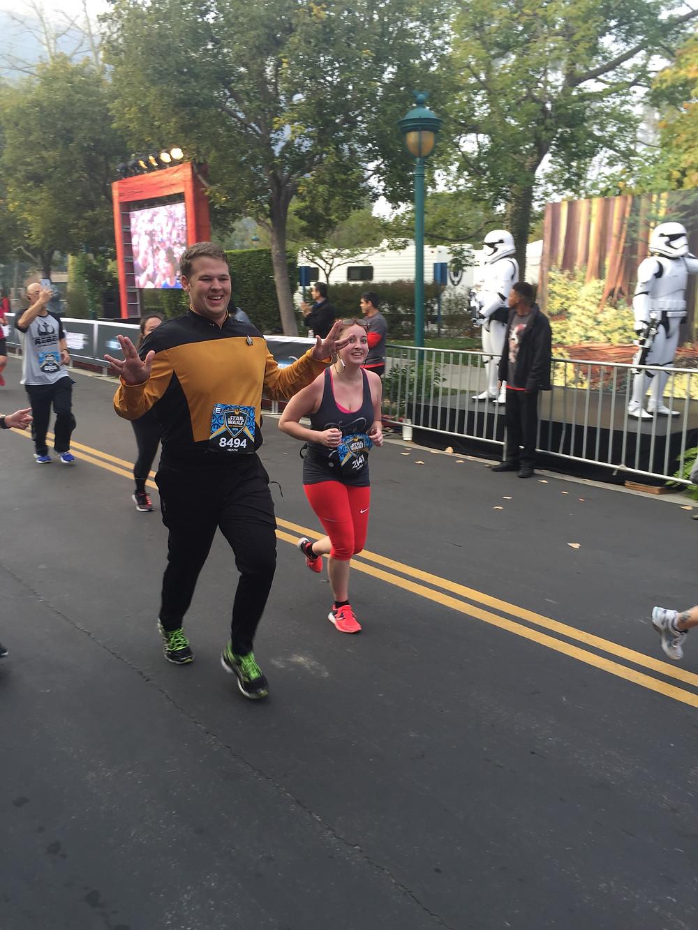 EscapeReno - runDisney Half Marathon at Disneyland