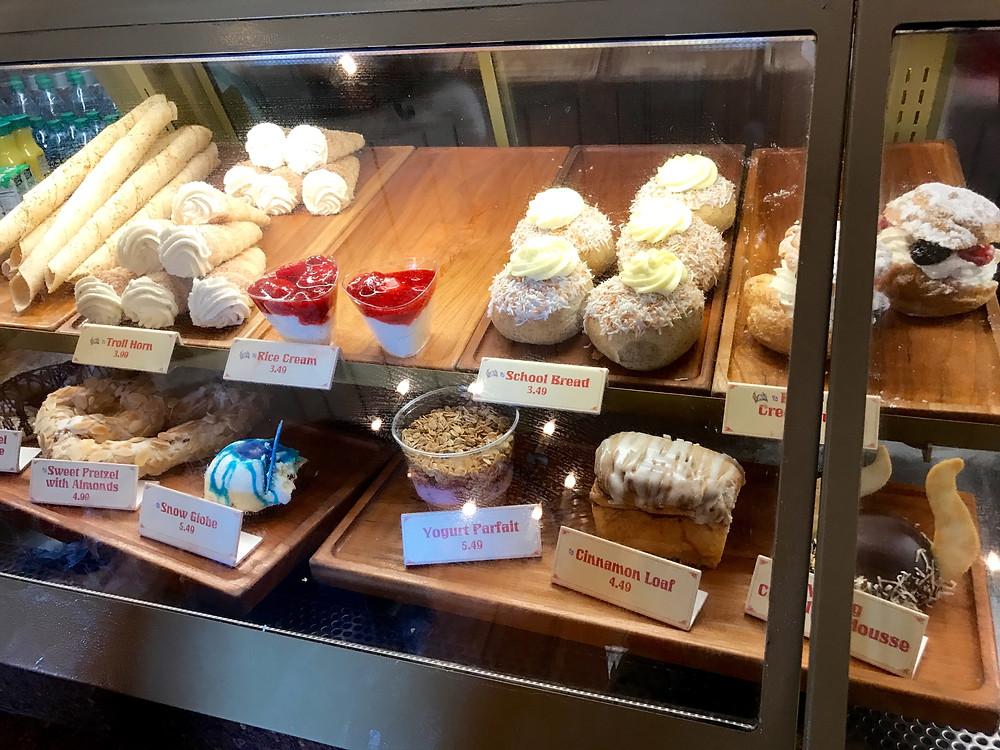 Escape Reno: Epcot World Showcase Food Diary Norway