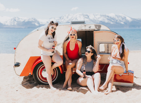 Going Retro in Lake Tahoe