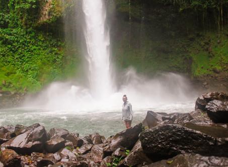 Escape to La Fortuna Waterfall