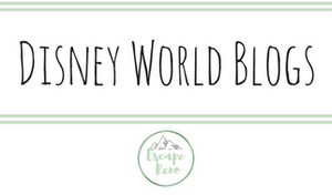Disney World Blogs