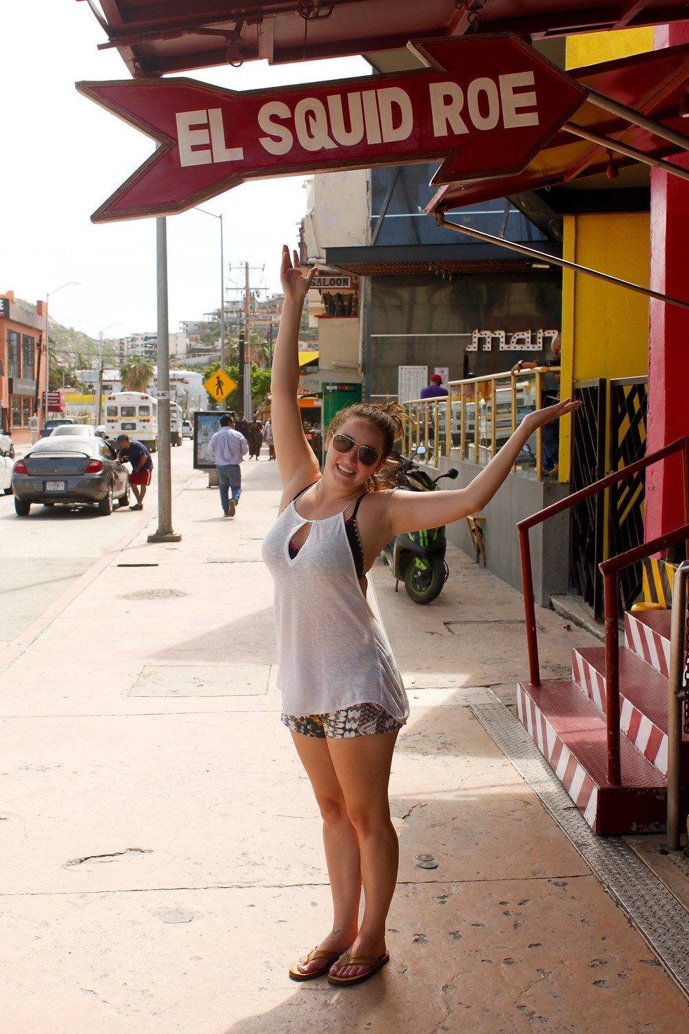 Escape Reno: Bar Hopping in Cabo San Lucas