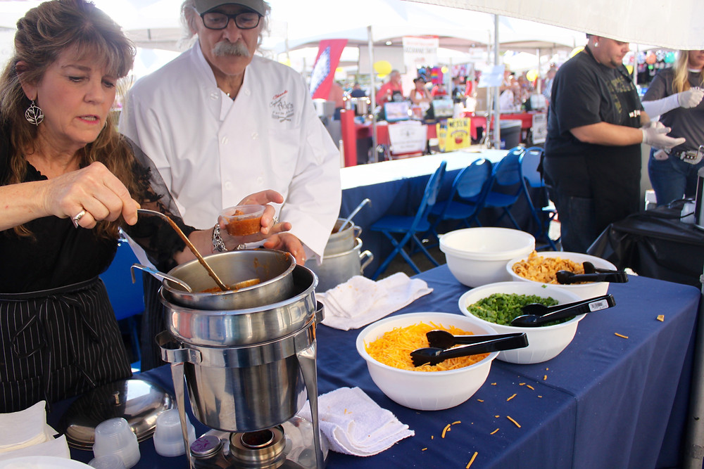 Escape Reno: Chili Cookoff