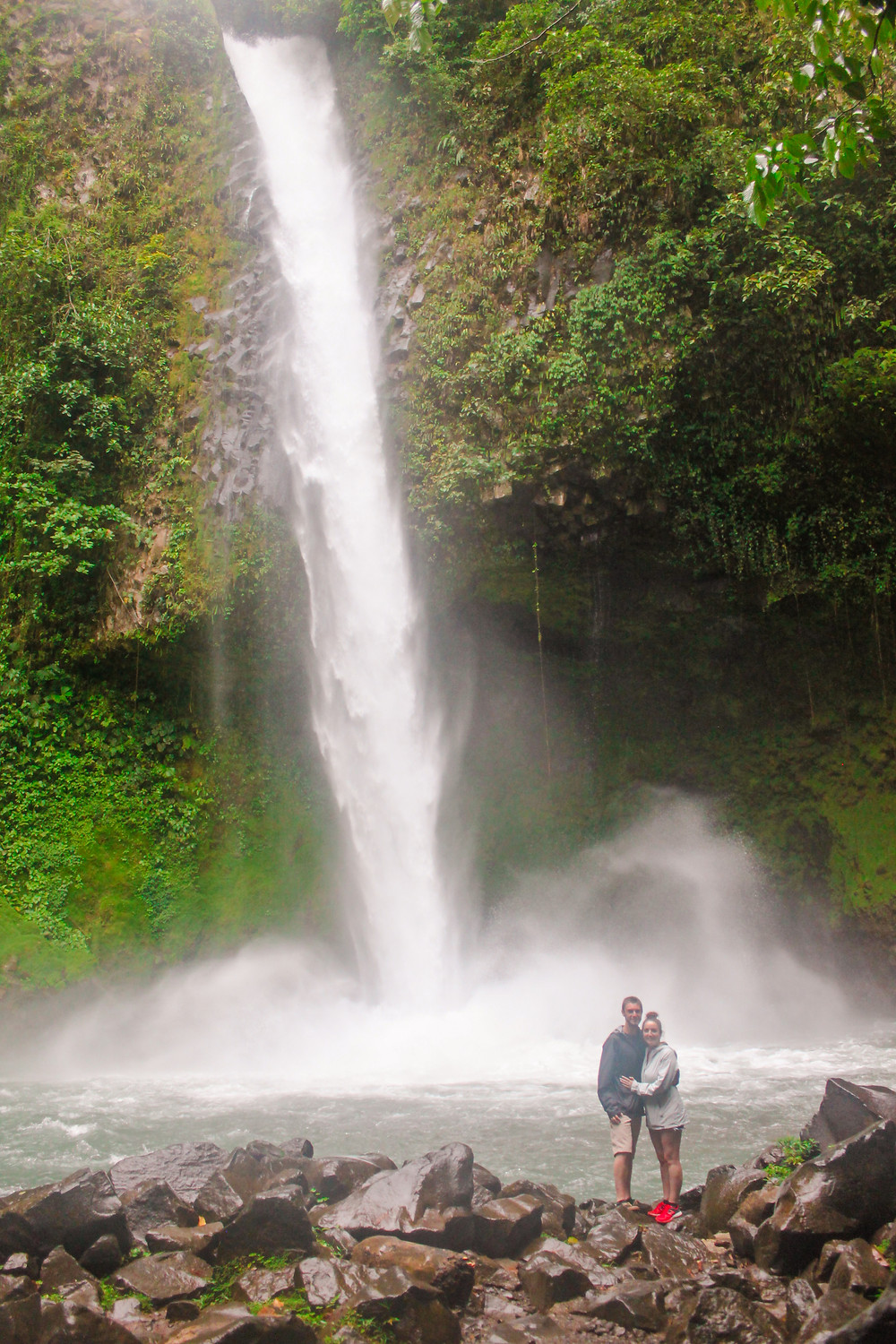 Escape Reno: La Fortuna Waterfall