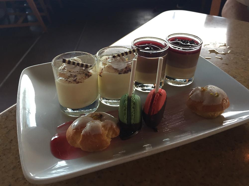 EscapeReno - Dessert at Disneyland