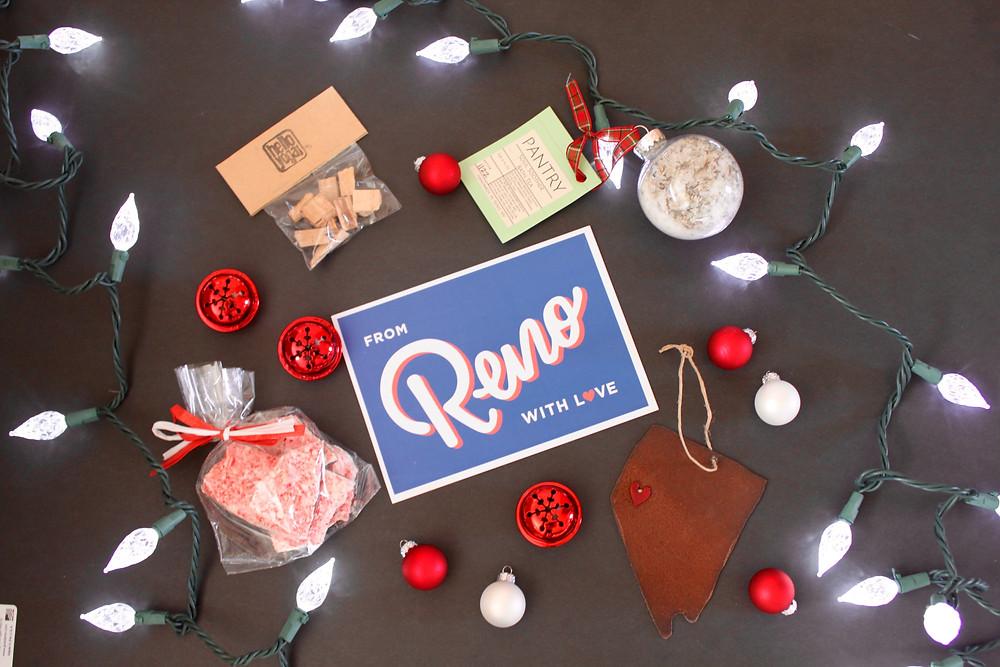 Escape Reno: Reno Holiday Gift Guide