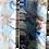 """Thumbnail: Abstract Art  2 - 5"""" x 7""""  P102"""