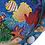 """Thumbnail: Coral Reef 12"""" Round Framed"""